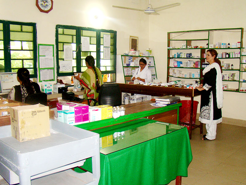 Pharmacy Department