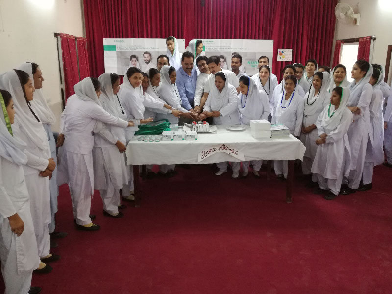 Nursing Day Celebration