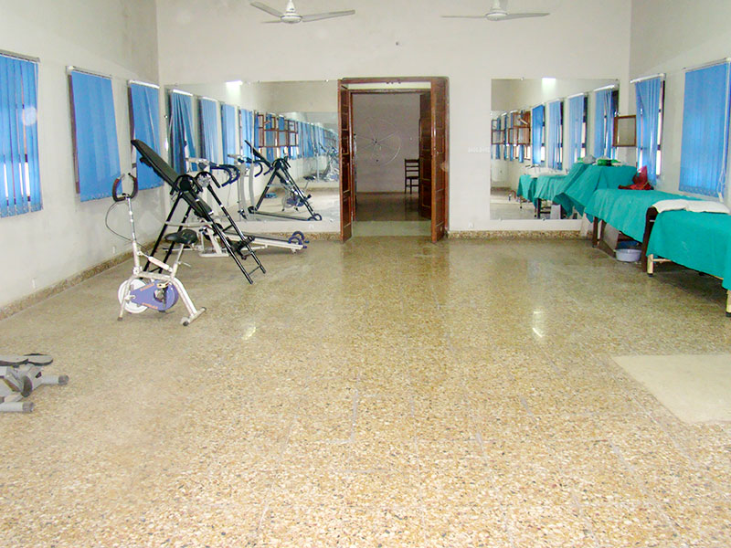 Physiotherapy Department
