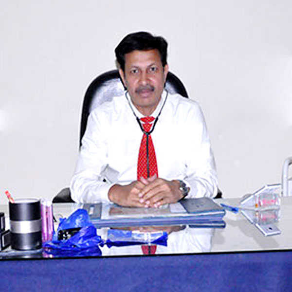 DR. M. IQBAL GHUMAN TB Department