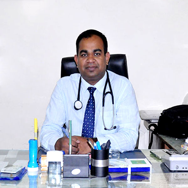 DR. SALMAN SHAHZAD AKHTAR Surgical Department